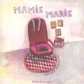 Mamie marie - Couverture - Format classique