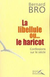 La Libellule Ou...Le Haricot - Intérieur - Format classique