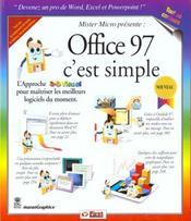 Office 97, C'Est Simple - Intérieur - Format classique