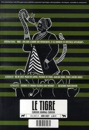 Le tigre t.3 (édition juin 2007) - Intérieur - Format classique