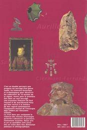 Au pays des musées d'Auvergne - 4ème de couverture - Format classique