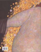 Gr-Klimt (Hc) - 4ème de couverture - Format classique