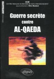 Guerre Secrete Contre Al-Qaeda - Intérieur - Format classique