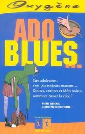Ado Blues - Intérieur - Format classique
