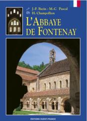 L'abbaye de Fontenay - Couverture - Format classique