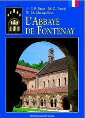 L'abbaye de Fontenay - Intérieur - Format classique