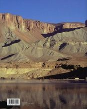 Afghanistan, monuments millénaires - 4ème de couverture - Format classique