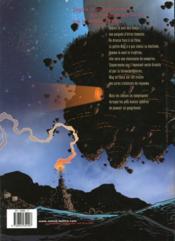 Nocturnes rouges t.1 ; sang noir - 4ème de couverture - Format classique