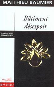 Batiment Desespoir - Intérieur - Format classique