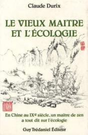 Vieux maitre & ecologie - Couverture - Format classique