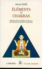 Elements Et Chakras - Couverture - Format classique