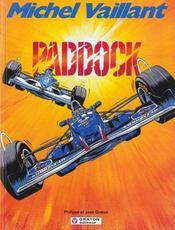 Michel vaillant t.58 ; paddock - Intérieur - Format classique