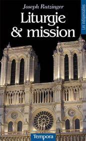 Liturgie et mission - Intérieur - Format classique