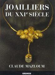 Joailliers Du Xxie Siecle - Intérieur - Format classique