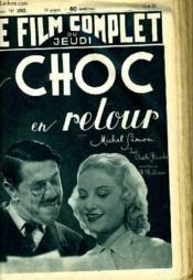 Le Film Complet Du Jeudi N° 1962 - 16e Annee - Le Choc En Retour - Couverture - Format classique