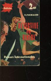 Detective En Bikini - A Gun For Honey - Couverture - Format classique