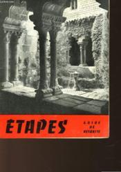 Etapes - Guide De Retraite - Couverture - Format classique