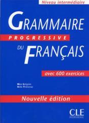 Grammaire Progressive Francais - Couverture - Format classique