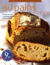 80 pains maison - Intérieur - Format classique