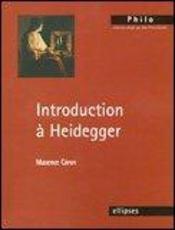 Introduction A Heidegger - Intérieur - Format classique