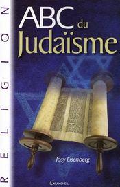 ABC du judaïsme - Intérieur - Format classique
