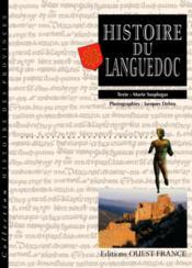 Histoire du Languedoc - Couverture - Format classique