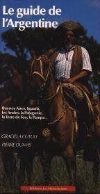 Le guide de l'argentine - Couverture - Format classique