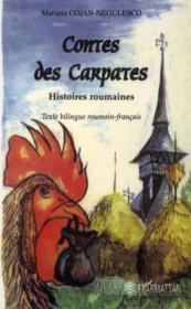 Contes des Carpates ; histoires roumaines - Couverture - Format classique