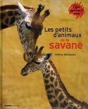 Les petits d'animaux de la savane - Intérieur - Format classique