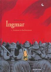 Ingmar t.1 ; invasions et chuchotements - Intérieur - Format classique