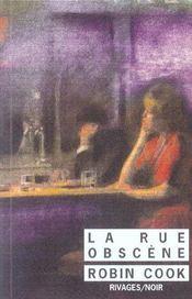 La Rue Obscene - Intérieur - Format classique
