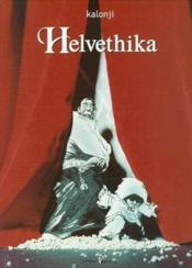 Helvethika T1 - Couverture - Format classique