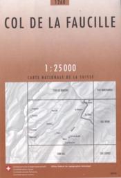 Col de la faucille - Couverture - Format classique