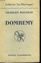 Domremy. - Couverture - Format classique