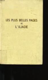 Les Plus Belles Pages De L'Illiade. - Couverture - Format classique