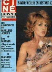 Cine Revue - Tele-Programmes - 57e Annee - N° 17 - Madame Claude - Couverture - Format classique