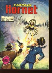Captain Hornet N°5 - Les Abatteurs - Couverture - Format classique