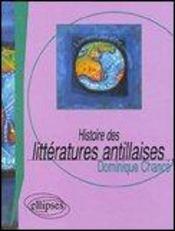 Histoire Des Litteratures Antillaises - Intérieur - Format classique