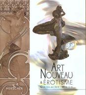 Art nouveau erotisme - Intérieur - Format classique