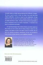 Il Etait Une Fois... Des Histoires Pour Grandir ! Allegories - 4ème de couverture - Format classique