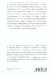 La Solitude Bartok - 4ème de couverture - Format classique