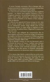 Eros En Rouergue - 4ème de couverture - Format classique