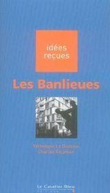 Les banlieues (3e édition) - Intérieur - Format classique