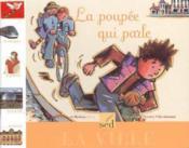 Libellule ; Lecture ; Cp ; La Poupée Qui Parle - Couverture - Format classique
