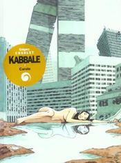 Kabbale T.2 ; Carole - Intérieur - Format classique