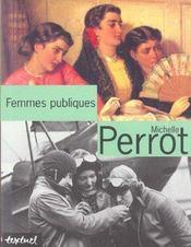 Femmes publiques - Intérieur - Format classique