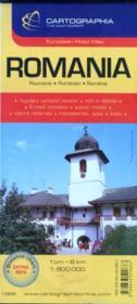 Roumanie (édition 2010) - 4ème de couverture - Format classique