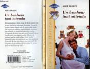 Un Bonheur Tant Attendu - Prim, Propper... Pregnant - Couverture - Format classique