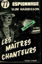 Les Maitres Chanteurs - N°77 - Couverture - Format classique