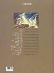 Balade au bout du monde t.13 ; les pierres levées - 4ème de couverture - Format classique